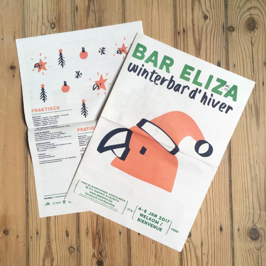 Bar Eliza Winteredition