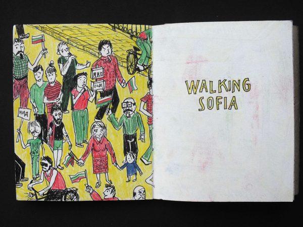 Walking Sofia (Georgia travel journal)